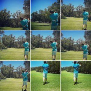 ゴルフ精密-57パワースイングトレーナー