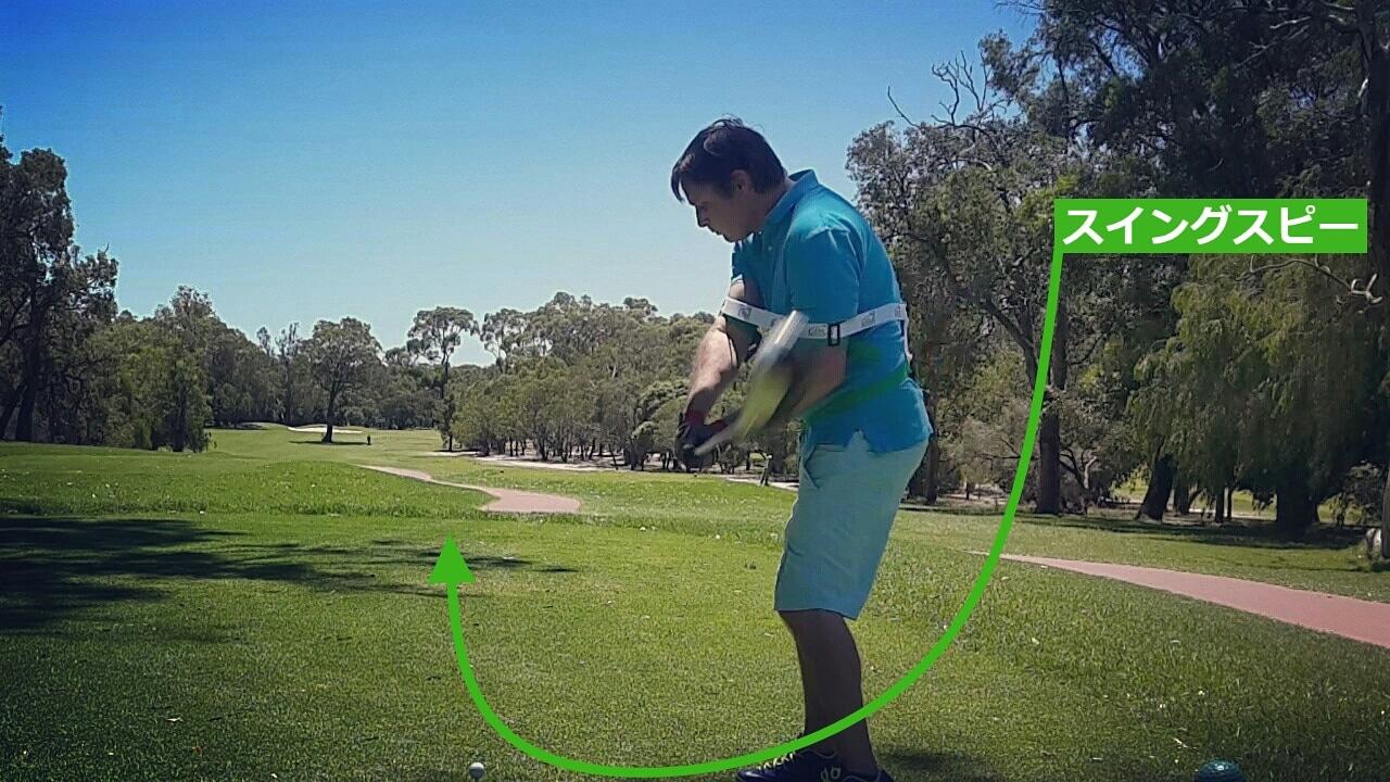 """ゴルフトレーニング """"筋力""""と""""パワー""""を鍛える"""