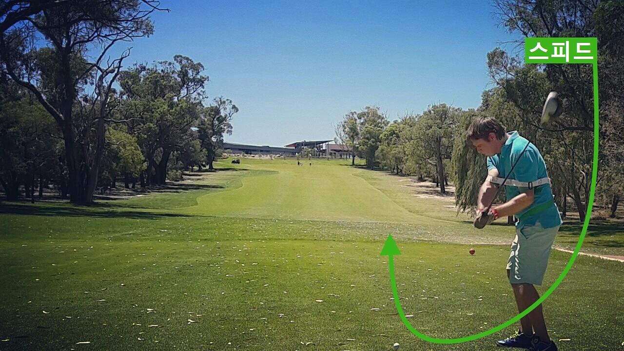[골프 프리사이스 ] 골프 파워와 정확도를