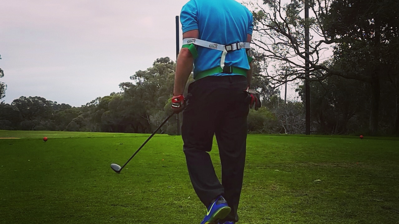 Meet our Golf Precise-57 Power Swing Trainer, your new portable golf swing coach, guiding you to a pro swing plane, increasing golf swing speed, and power.