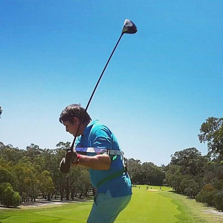 Golf Power Swing Training