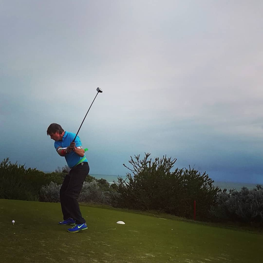 Golf Swing Exercise Equipment