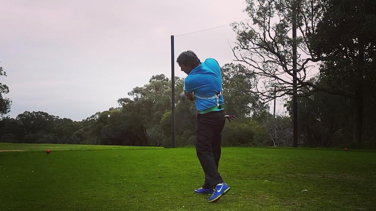 Golf Driver Distance