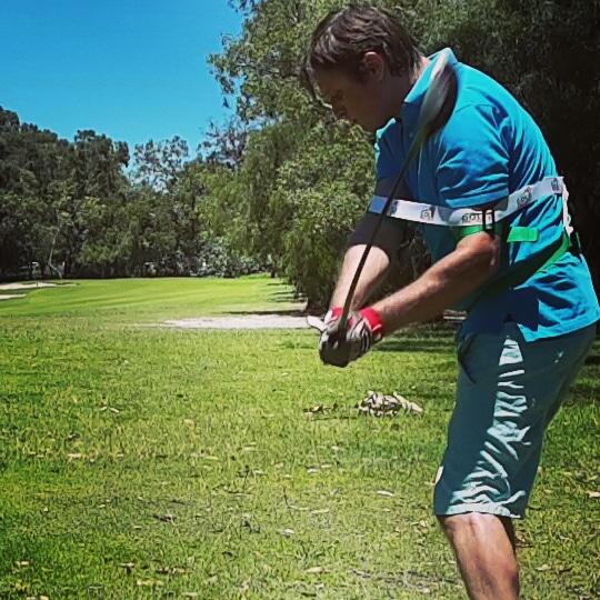 Golf Power Training