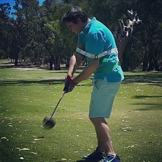 Golf Swing Training Aids