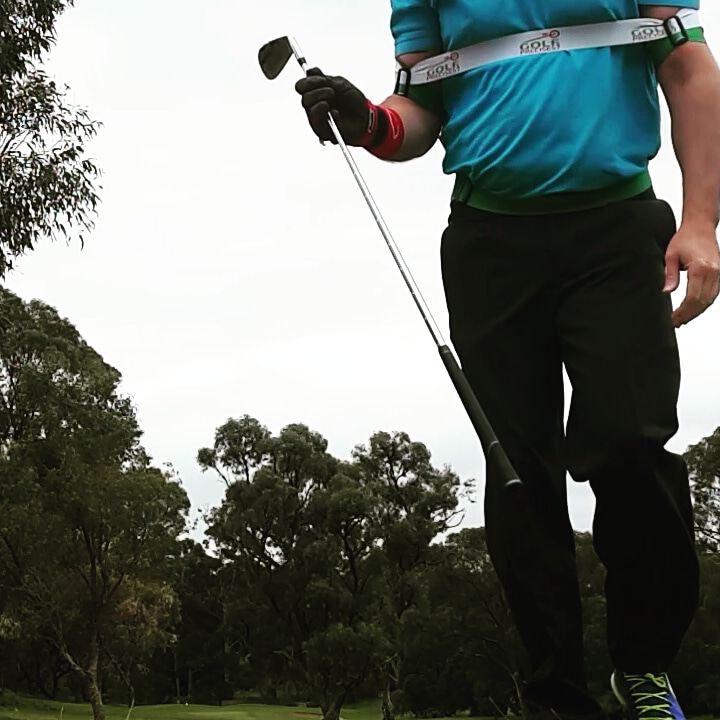 Our golf teaching aid improves every golf club in your bag, working for all golf shots, and swing methods