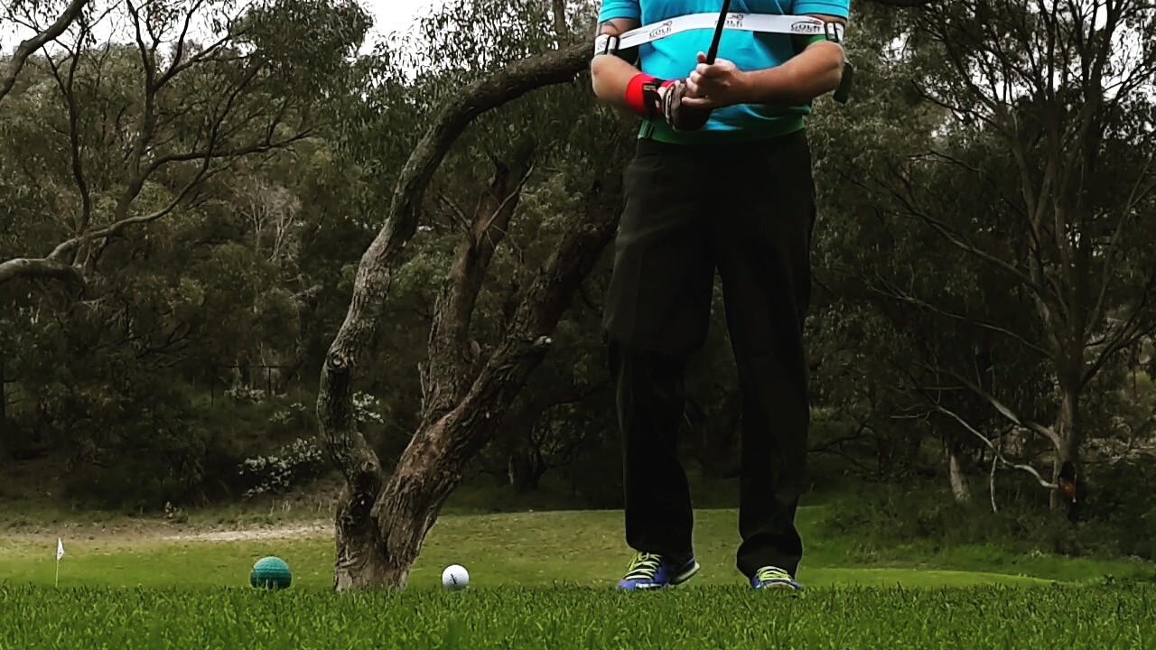 Better Driver Distance and Consistency