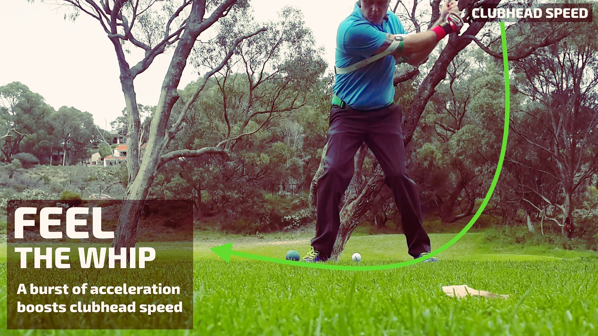 Golf Swing Speed Trainer Increase Clubhead Speed More