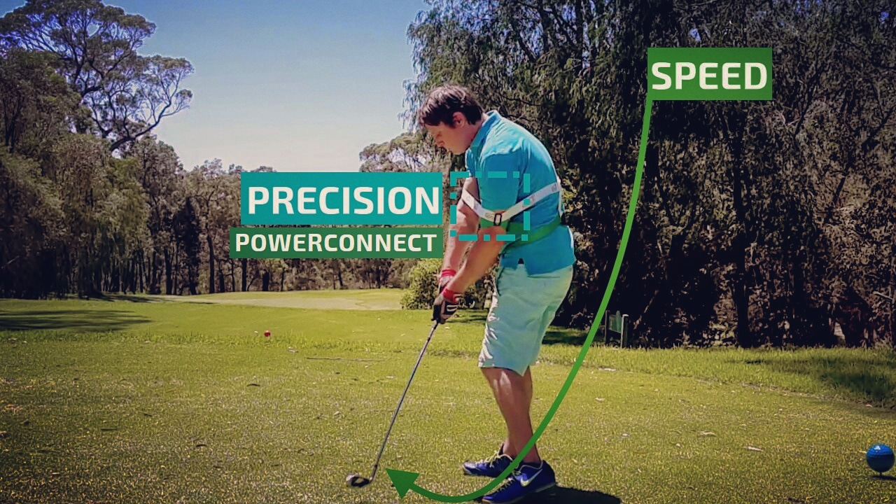 Golf Precise-57 Power Swing Trainer