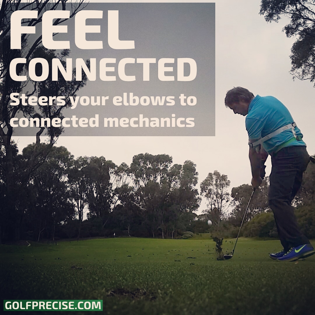 Powerconnect Exopower Phase 4 Swing Path Accuracy Golf